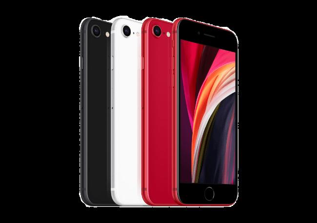 Apple onthult de nieuwe iPhone SE
